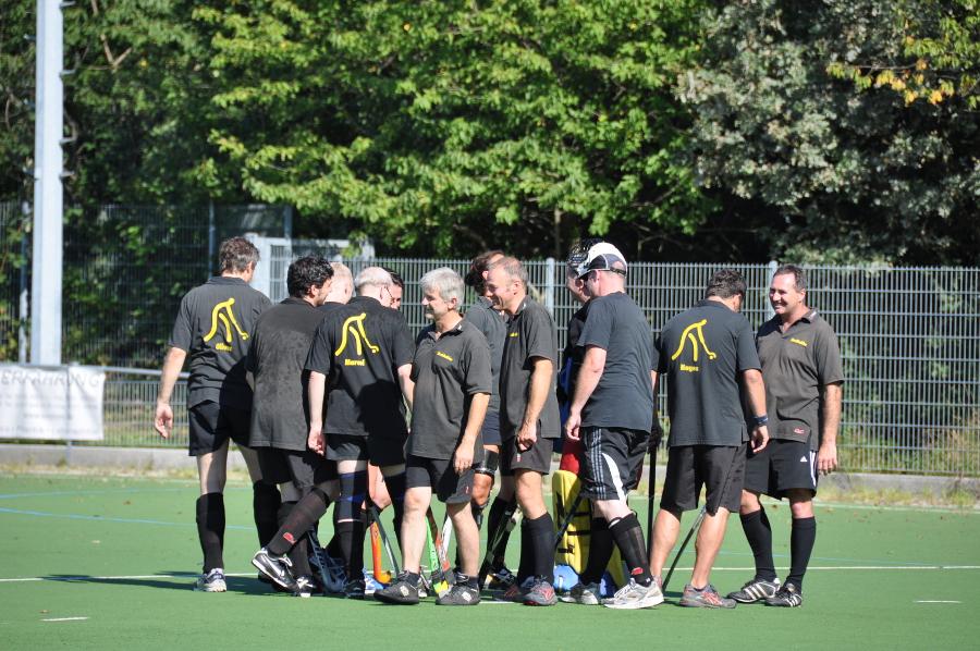 Stockhakler-Cup 2012 - Heimturnier gewinnt man nicht
