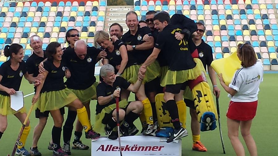 EHF 2014 - Die Alleskönner